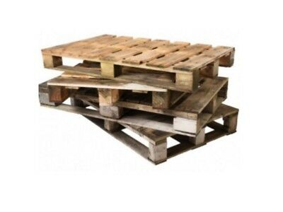 Used Wooden Pallets FREE For Collection - Isleworth TW7 6ER