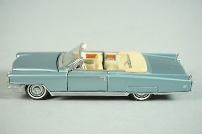 Franklin Mint Cadillac Eldorado Convertible Classic Cars of the 60's 1:43 1.115Z