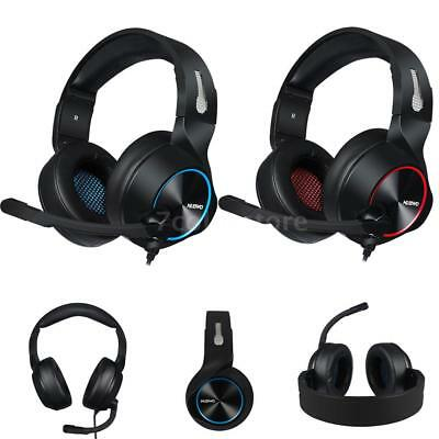 NUBWO N11 PC Gaming Headset 3.5mm Surround Stereo Music Headphones with Mic V3G2