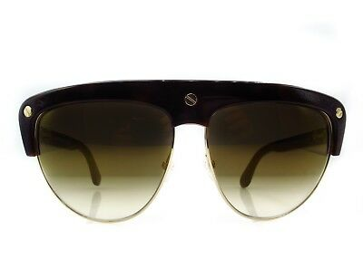 4ed525d6a1aea Tom Ford Tf 318 52G Liane Dark Havana Gradient Authentic Sunglasses Italy W  case