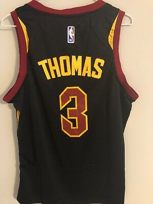 competitive price 889f8 1a3da MEN'S CLEVELAND CAVALIERS Isaiah Thomas #3 NEW Swingman ...