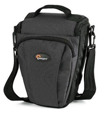 Lowepro Topload Zoom 2 Case For SLR And Telephoto Zoom, Black, New