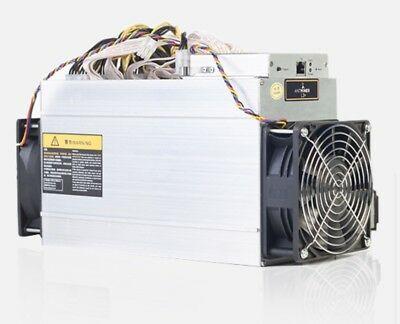 Antminer L3+ Miner Bitmain With PSU x 4