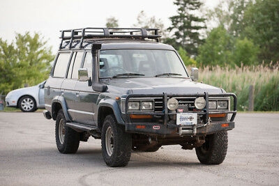 Toyota: Land Cruiser VX 1988 Toyota Land Cruiser VX 4WD 5 speed - Right Hand Drive JDM Classic Truck