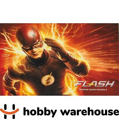Cryptozoic The Flash Season 2 Set of 72 Common Cards Plus Subsets
