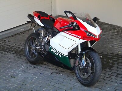 Ducati 1198, lots of extras, immaculate condition, low kms