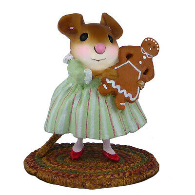 GINGERBREAD GIRL by Wee Forest Folk, WFF# M-499