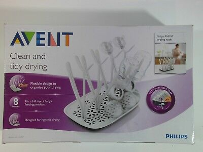 Avent Drying Rack/Holder/Dryer for Infant/Baby Bottle/Sippy Cups/Pacifier