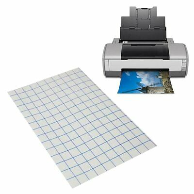 20 Sheets A4 Iron Heat Transfer Paper For The Dark Cotton $T