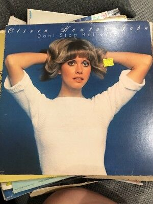 Don't Stop Believin' by Olivia Newton-John/Excellent Condition-Original Issue