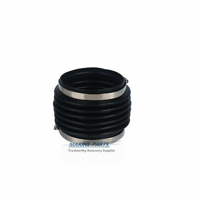 Exhaust Bellows Kit for Volvo Penta AQ Sterndrive Engines Replaces 876631 875848