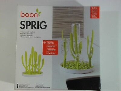 Boon Sprig Drying Rack NIB For Drying Bottles Nipples ans Sippy Cups