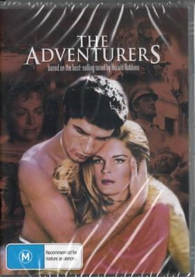 The Adventurers DVD New and Sealed Australia All Regions