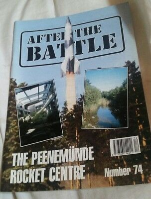 After The Battle Magazine - Issue 74 - The Peenemunde Rocket Centre