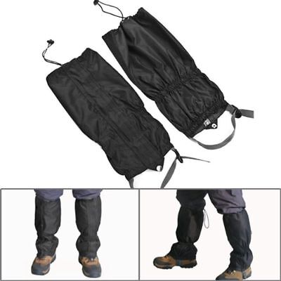 Waterproof Snowproof Leg Gaiters boot shoe cover long legging hunting hiking