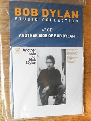 Bob Dylan studio collection cd 4 Another side of Bob Dylan  ZZ4