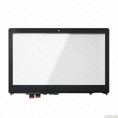 "15.6"" Touch Screen Digitizer Glass Panel Replacement for Lenovo Flex 4-1580 80VE"