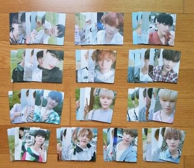 SEVENTEEN 5th Mini Album 'YOU MAKE MY DAY' Official Photocards 72pcs Set