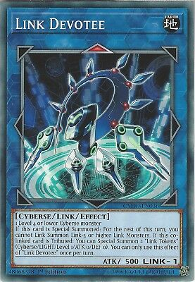 Yu-Gi-Oh: LINK DEVOTEE - CYHO-EN036 - Common Card - 1st Edition