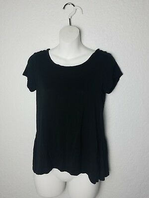 7f1c34dc2bcbe AMERICAN EAGLE OUTFITTERS Women s Soft   Sexy Tank Top Size Xs Black ...