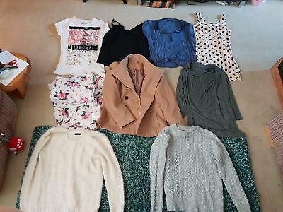 Womens Clothing Bundle JOB LOT - Summer, Autumn. Select Size - Select QTY
