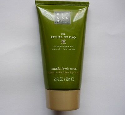 Mindful Body Scrub Exfoliante Corporal Rituals The Ritual Of Dao 70Ml