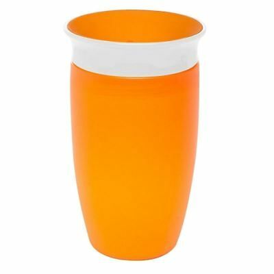 Munchkin Miracle 360 Sippy Cup Orange 296ml 1 2 3 6 12 Packs
