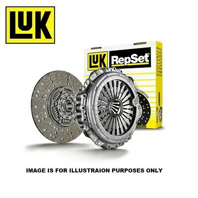 LUK Clutch Kit & Bearing Fit with Opel Frontera B 624309800