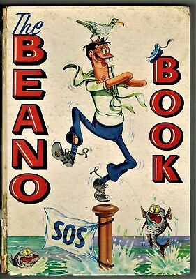 THE BEANO ANNUAL 1962 Comic book (published 1961)