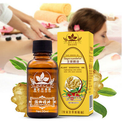 AU 2018 new arrival Plant Therapy Lymphatic Drainage Ginger Oil 100% Natural EA