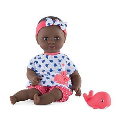 Corolle Mon Premier: Bath Baby Graceful with Pink Whale (12in) FPK02 - NEW