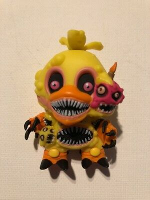 Five nights at freddy twisted ones chica cupcake 1/6 Funko mystery mini
