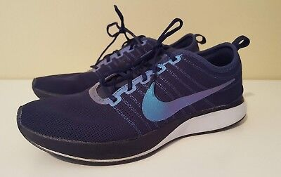 check out 78a20 83740 Nike Dualtone Racer Midnight Navy AA4081 400 Womens Size 8 Sneaker Shoe