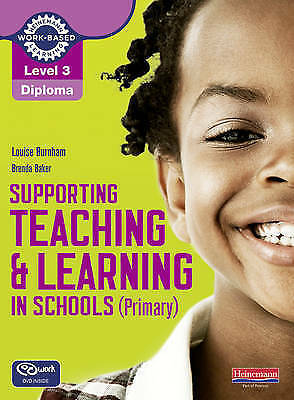 Level 3 Diploma Supporting teaching and learning in schools, Primary