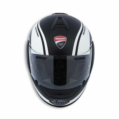 20a7a1675d GENUINE DUCATI CORSE Helmet Bag  Carrier with Visor Bag BNWT Arai ...