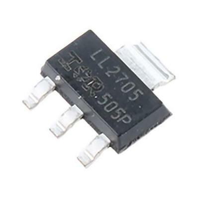 500 x Infineon AUIPS1041LTR Intelligent Power Switch Low Side, -0.3-6V 3+Tab-Pin