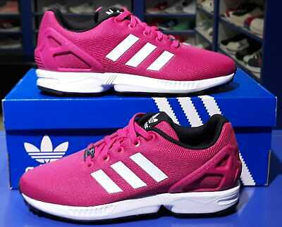 new product c2151 4b11e Scarpe N. 38 Uk 5 Cm 23.5 Adidas Zx Flux K Sneakers Art. S74952