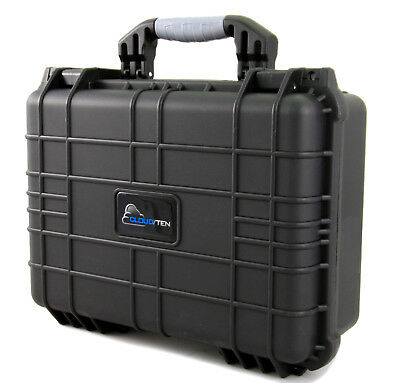 CLOUD/TEN Dank Odor Proof Case Fits 16-inch Water pipe , Oil Rig and Accessories