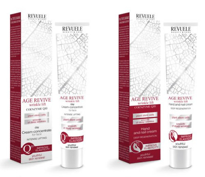 Revuele Age Revive Wrinkle Lift Day or Night Cream Anti Wrinkle Anti Aging 50ml