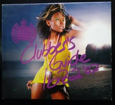 Clubbers guide ibiza ministry of sound 2007 (cd, compilation.