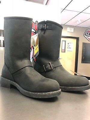 TCX HERITAGE WATERPROOF BLACK BOOT SIZE 9 (eu43)
