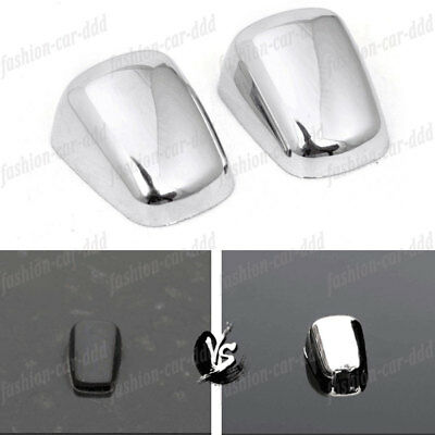 For 14-19 Jeep Grand Cherokee ABS Windscreen wiper washer nozzle cover trim