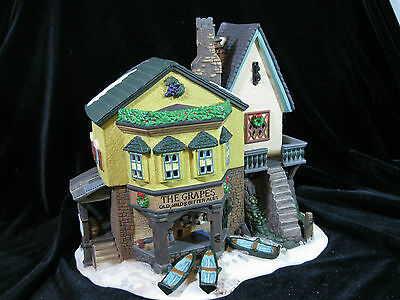 Department 56 Dickens' Village, The Grapes Inn 57534 (5th), Hand Painted, Dept.