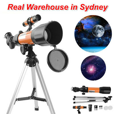 F36050N 360*50mm 120x Zoom Monocular Astronomical Telescope Spotting Scope in AU