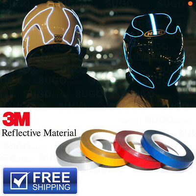 3M Ultra Glossy Reflective Safety Tape DIY Sticker Decal 150FT Roll NEW