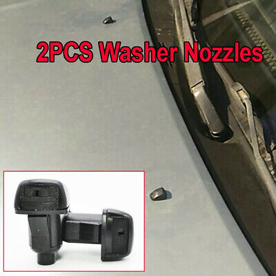 Front Windshield Wiper Water Jet Spray Nozzle Fit For Toyota Sienna Avensis ect