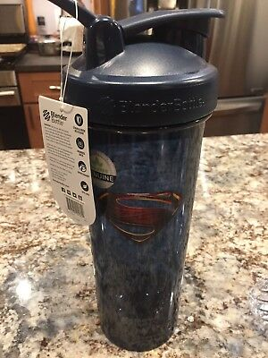 Blender Bottle PRO32 Superhero Shaker Mixer Cup DC COMICS 32 oz Single or Combo