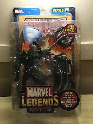 Ghost Rider Marvel Legends Series 7 Action Figure - NIB