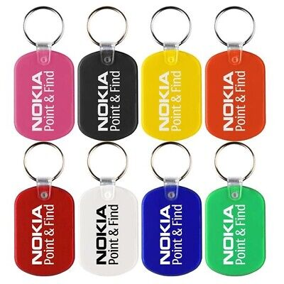 Customized Oval Shape Key Tag Printed With Your Logo / School Name /Text 100 QTY