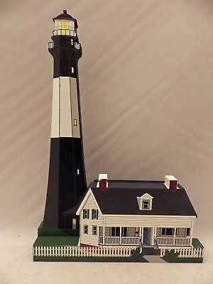 Shelia's Collectibles - Tybee Island Light Station II - Savannah Series -# SAV15